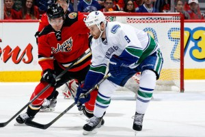 NHL Betting Preview: Calgary vs. Vancouver