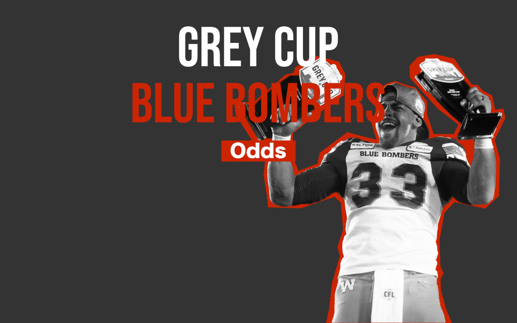 Blue Bombers Face Long Odds to Repeat as Grey Cup Champions