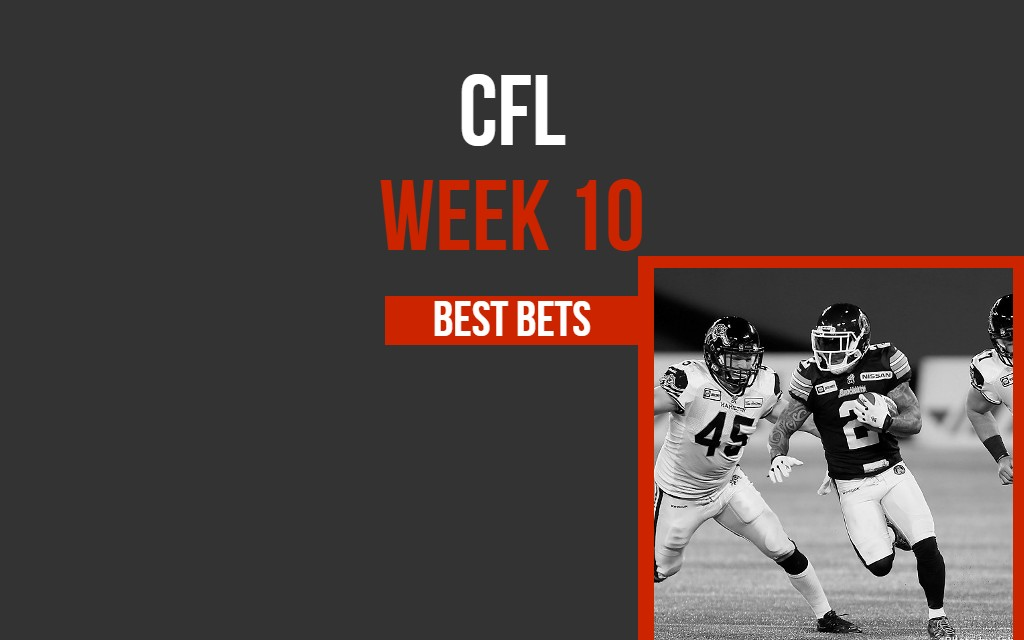 CFL Week 10 Betting Picks: Tiger-Cats, Bombers Big Home Favourites