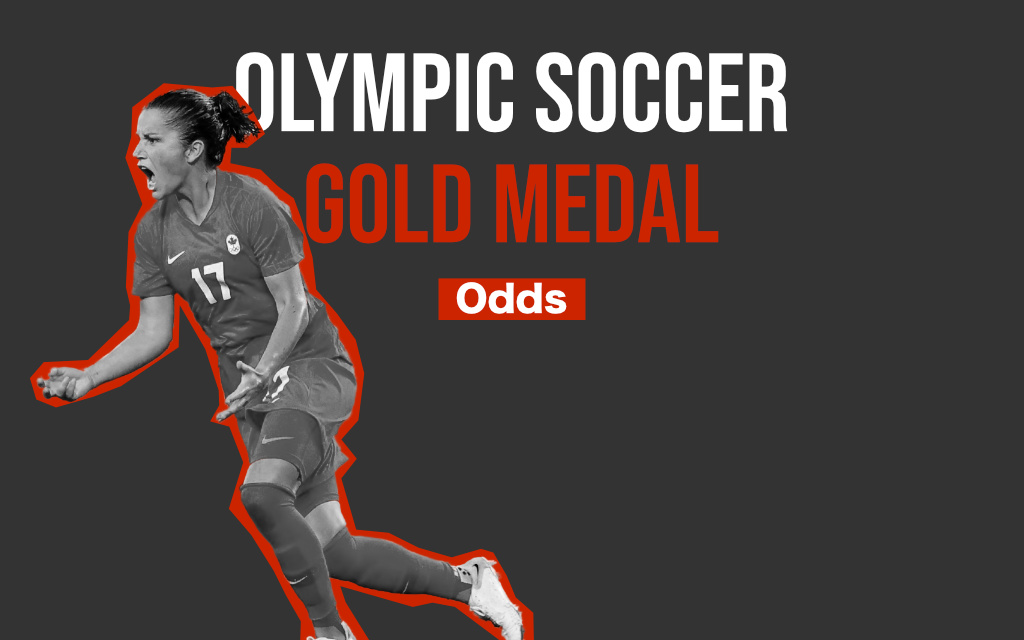 Canada, Spain Underdogs on Olympic Soccer Gold Medal Odds