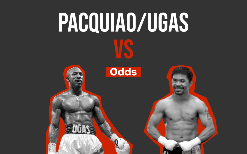 Odds Tilt in Favour of Pacquiao in Hastily Scheduled Clash with Ugas