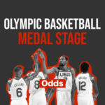 USA Enter Medal Stage as Heavy Favourites on Olympic Men's Basketball Odds thumbnail