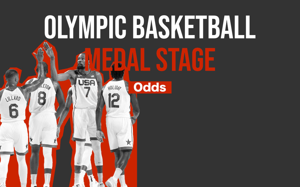 USA Enter Medal Stage as Heavy Favourites on Olympic Men's Basketball Odds