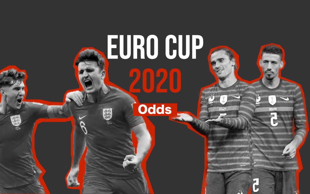 euro cup 2020 odds