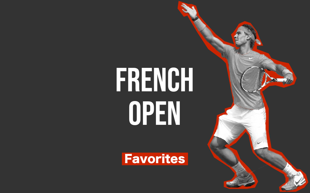 french open favorites