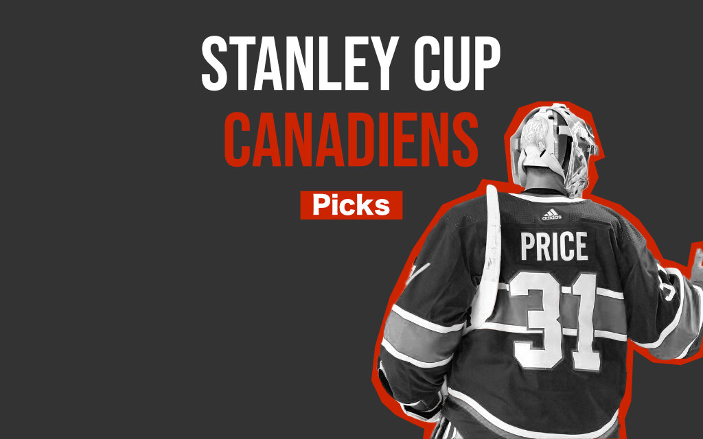 stanley cup canadiens betting picks