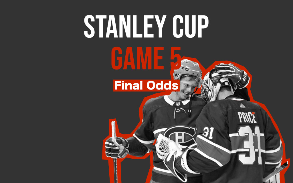 stanley cup game 5 final odds